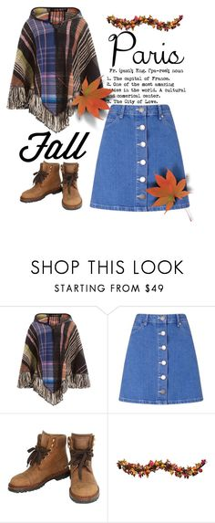 """""""fall in Paris♡♡♡"""" by azistylediaries on Polyvore featuring Missoni, Miss Selfridge, Chanel and Improvements"""