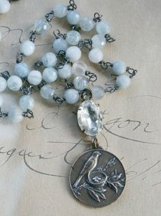 ❥ The Christopher Necklace