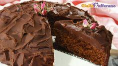 Torta cioccolato con noci