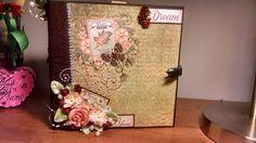 Heartfelt Creations Butterfly Medley 8x8 Mini Album