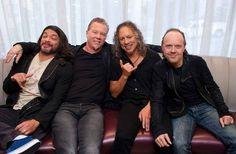 Metallica, feel the love?