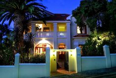 Capetown hotel Glen Boutique Hotel
