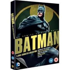 http://ift.tt/2dNUwca | Batman Animated Box Set DVD | #Movies #film #trailers #blu-ray #dvd #tv #Comedy #Action #Adventure #Classics online movies watch movies  tv shows Science Fiction Kids & Family Mystery Thrillers #Romance film review movie reviews movies reviews