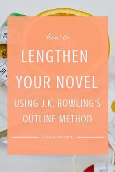 What if your novel is too short? Using Rowling& outline method, you can identify and fill in the holes in your story. Creative Writing Tips, Book Writing Tips, Writing Quotes, Writing Process, Fiction Writing, Writing Resources, Writing Help, Writing Skills, Writing A Novel