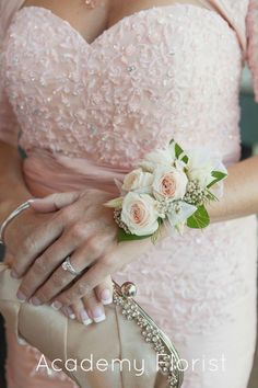 Mother of the bride Corsage