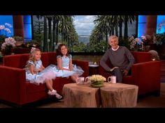 Sophia Grace & Rosie on 'SNL'!