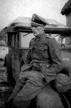 Helmut Mees Feb.1943 Kharkov