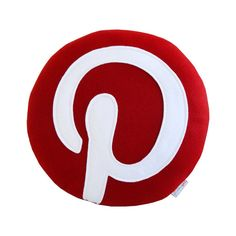 No office is complete without a Pinterest pillow. A must pin.