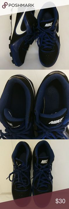 Nike MVP KEYSTONE baseball cleats Great condition no stains no tips Nike Shoes Athletic Shoes