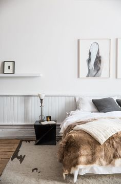 New York apartment #decor #leather