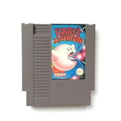 Kirby's Adventure Nintendo Entertainment System, Nes Games, Mega Man, Super Nintendo, Wii U, Xbox One, Video Games, Adventure, Retro