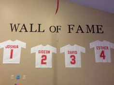 VICTORY Wall of Fame!