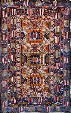 Baluch rug #FashionYourHome