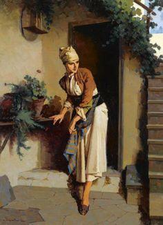 Greek Culture, European Paintings, Greek Art, Woman Painting, Impressionist, Female Art, 19th Century, Modern Art, Auction