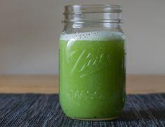 cucumber-honeydew-grape juice recipe.