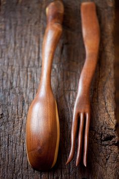 Treenware, handmade wooden serving pieces, created by Nancy Lou Webster