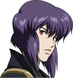 Ghost In The Shell Solid State Society Motoko Kusanagi Ghost In The Shell Motoko Kusanagi Ghost