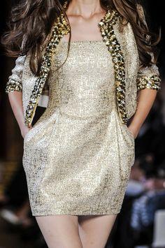 Valentin Yudashkin Spring 2013 - Details  ### Gorgeous vest