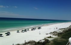 Destin beach comes under the most stunning beaches in Florida!