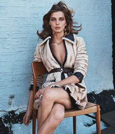 EDITORIAL: DARIA WERBOWY