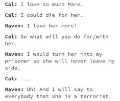 Tf Maven... but this is true afffff