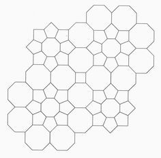 Image result for english paper piecing templates printable