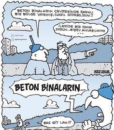 Beton binalar. #karikatür #karikatür #komik #komedi #sanat #komikresimler #caps #funny #lol #mizah #mizahtürkiye #eglence #eğlenceli #penguen #uykusuz #huni http://turkrazzi.com/ipost/1522323563767316187/?code=BUgYTczjr7b