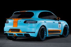Porsche Macan Hamann Motorsport ...repinned für Gewinner! - jetzt gratis Erfolgsratgeber sichern www.ratsucher.de