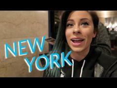 NEW YORK TOUR VLOG!!! - YouTube