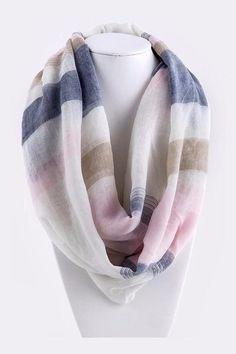 Как красиво носить шарфик. 6