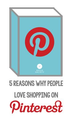 5 Reasons Why People Love Shopping On Pinterest | HelloSociety (Tip #4 is quite a neat trick to use.)