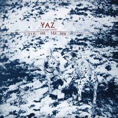 Yaz - You And Me Both CANADA 1983 Lp mint--