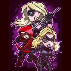 """Ladies of the League"" by Lord Mesa"