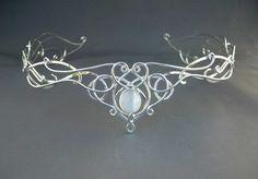 Elven fantasy tiara