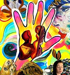 Expressive Art Therapy Activity # 99 - Understanding Your Protector Selves - The Art of Emotional Healing