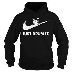 I Love Just Drum It. T shirts #tee #tshirt #named tshirt #hobbie tshirts #Drum