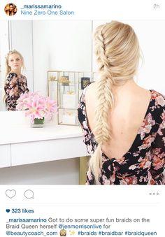 Jennifer Morrison with amazing hairstyle :*