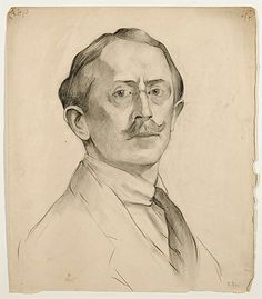 Unseen Lowry: Head of man, Tom Mallinson - pencil portrait Famous Artists, British Artists, English Artists, Cool Art Drawings, Pencil Portrait, The Guardian, Pet Birds, Painting & Drawing, Sketches