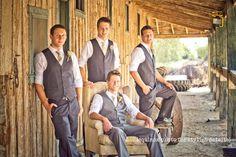 cool groomsmen photo ideas, vintage prop rentals, vintage wedding ideas