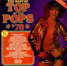 TOP OF THE Pops - we watched it together every Thursday. Had this album - the songs remind me of Nelson Fair when I was 13 ❤️ In The Year 2525, Musica Disco, Pop Albums, Cool Album Covers, Pochette Album, Pin Up Posters, Pop Hits, Lp Cover, Vintage Records