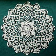 Crochet wipes great choice for your home decor – Woman's Portal Filet Crochet, Mandala Au Crochet, Free Crochet Doily Patterns, Crochet Diagram, Thread Crochet, Crochet Doilies, Crochet Lace, Crochet Stitches, Knitting Patterns