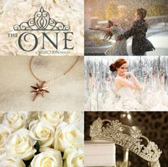 Your new monarchs : King Maxon and Queen America Schreave