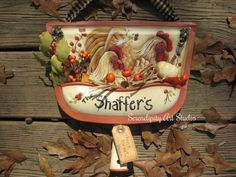 I will paint on anything! Rooster Painting, Dustpan, Serendipity, Spoons, Repurposed, Projects To Try, Sweet Home, Birds, Hand Painted