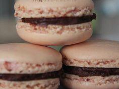 Receita Macarons com ganache de chocolate, de Soniasff - Petitchef