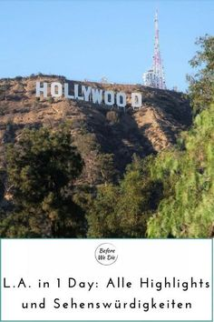 Los Angeles Sehenswürdigkeiten L.A. Travel Guide & Sightseeing