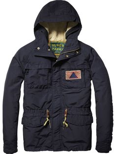 $350 / Two Season Jacket | Jackets | Men's Clothing at Scotch & Soda
