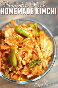 Have you ever had Kimchi at a Korean restaurant and wished you could enjoy it at home? We'll show you just how easy it is to make authentic homemade kimchi.