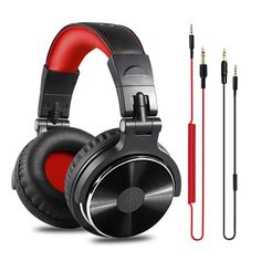 Oneodio Professional DJ Headphones Studio Monitor DJ Headset With Microphone HIFI Wired Gaming Headset For Phone PC Adapter Free-in Headphone/Headset from Consumer Electronics Gaming Earphones, Studio Headphones, Headphones With Microphone, Gaming Headset, Bluetooth Headphones, Wireless Speakers, Dj Pro, Professional Dj, Headpieces