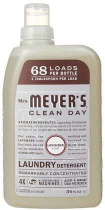 Mrs. Meyer's Clean Day Concentrated Laundry Detergent, Lavender