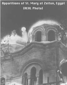 Apparitions de la Sainte Vierge Marie de 1968 à 1971, à Zeitoun, en Egypte